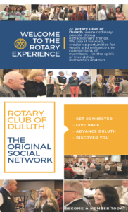 Picture of Rotary Club of Duluth Flyer