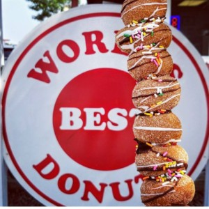 Picture of World Best Donuts, Grand Marais MN