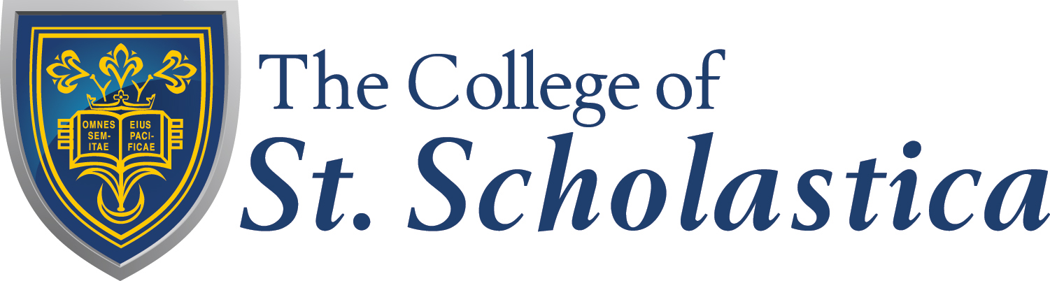 The_College_Of_St_Scholastica_Logo