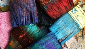 Picture of Paint brushes