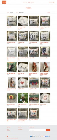 Picture of My Villa Home Decor, Product page