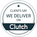 clients say we deliver awarded by clutch